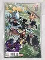Extraordinary X-Men No. 1 January 2016 Marvel Comics Jeff Lemire Ramos Olazaba