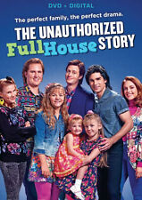 UNAUTHORIZED FULL HOUSE STORY - DVD - Region 1 - Sealed