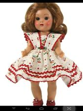 Spring Fling In Red Outfit for Kish Riley Dolls