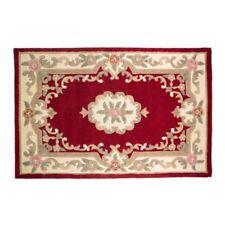 Tapis rouge pour la maison, 60 cm x 120 cm