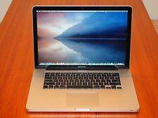 "MAXED!! 15"" Apple Macbook Pro 2.3 i7 Quad Core + 16 GB RAM + EXTRAS!! (2012)"