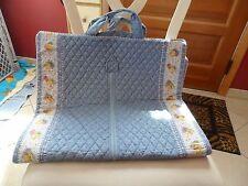 Vera Bradley Disney Blue Pooh Child's garment bag NWT