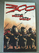 300 #1 – Frank Miller Dark Horse Comics