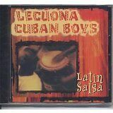 LECUONA CUBAN BOYS - Salsa - CD Album