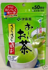 ITO EN Oi Ocha JAPANESE GREEN TEA POWDER 40g - 50cups ITOEN Matcha Japan F/S
