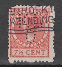R43 Roltanding 43 used PERFIN KLO NVPH Nederland Netherlands syncopated