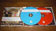 Neujahrskonzert 2012 - Strauss, Ziehrer, Tchaikovsky (Mariss Jansons)  2 CDs