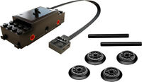 2011 LEGO TRAINS / POWER FUNCTIONS 88002 TRAIN MOTOR *HARD TO FIND, NEW*