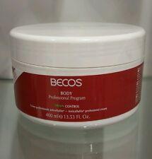 Becos Crema Corpo Drain Anticellulite 400ml