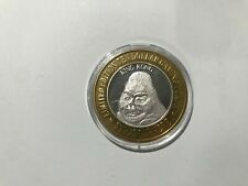 $10.00 Silver Strike King Kong Stratosphere Casino .999 Silver Very collectible
