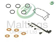LANDROVER TD5 INJECTOR SEALS +TD5 INJECTOR HARNESS KIT 15P POST 02MY