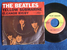 The Beatles/Yellow Submarine-Eleanor Rigby/Picture Sleeve/Capitol 5715/EX+/J