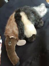 "Anteater/Tamandua Stuffed Animal~ Classic Aurora 1996~ Hand crafted 24"" Plush"