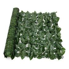 Artificial Ivy Privacy Fence Screen 39.3x118in Artificial Leaf Fence Privacy