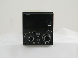 Rockwell Collins CTL-92 Transponder Control PN: 622-6523-208,1FT9
