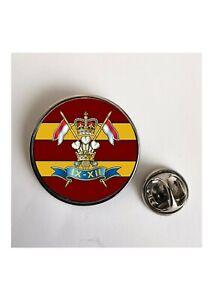 9th 12th Lancers lapel pin badge - Key Ring - Fridge Magnet