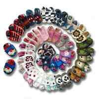 NEW SOFT LEATHER BABY SHOES BY DOTTY FISH - GIRLS - 0-6, 6-12, 12-18, 18-24 MTHS