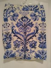 Skirt size 4 floral