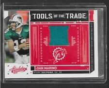 2010 Absolute - DAN MARINO - Tools of the Trade Game Jersey - DOLPHINS #d 70/250