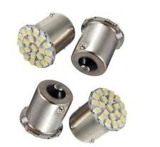 4 22 SMD LED Blanc queue éclairage latéral côté Indicateur Ampoule 12V BA15S P21W 1156