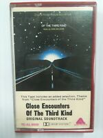 Close Encounters of The Third Kind Soundtrack RARE Audio Music Cassette Tape