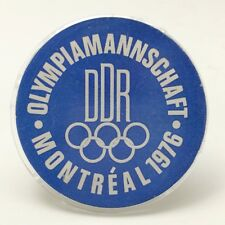 Olympic Olympiamannschaft Montreal 1976 Pin F925