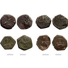 Schöne Münzen aus dem Altertum