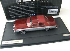 Ford LTD Crown Victoria red/silver 1/43 MATRIX RARE