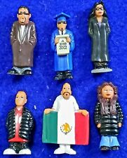 Homies Figurines Series #5 Lot of 6