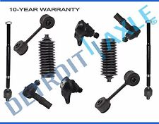Brand New 10pc Complete Front Suspension Kit for VW Volkswagen Beetle Golf Jetta