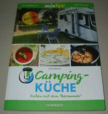 Watermann: Camping Küche Kochen mit dem Thermomix mixtipp Buch Neu!