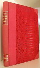 Gustavo Pansini LA CONTUMACIA libro autografato  Diritto Processuale Penale 1963
