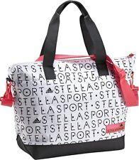 ADIDAS by Stella McCartney stellasport Tote Bag Beachbag BIANCO/CARBON aa8687