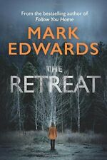 The Retreat by Mark Edwards New Paperback Book