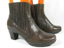 Clarks Mirabelle Film Ankle Boot Women size 7.5 Brown