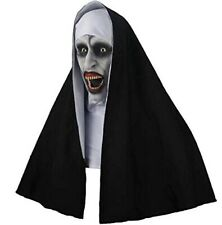 The Nun Valak Mask Cosplay The Conjuring Scary Mask Halloween Mask Cosplay Mask