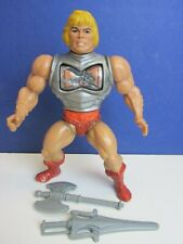 COMPLETE vintage battle armour HE MAN ACTION FIGURE MOTU masters of the universe
