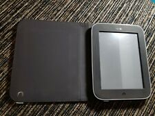 Barnes&Noble Nook with Glowlight   eReader   FOR PARTS AS IS   BNRV300A   Black