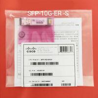 New Sealed Cisco SFP-10G-ER-S 10GBASE-ER SFP Module,DHL Free Shipping