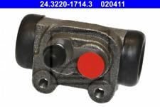 Radbremszylinder für Bremsanlage Hinterachse ATE 24.3220-1714.3