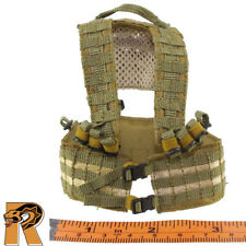 Marc Lee - Molle Tactical Vest #1 - 1/6 Scale - MSE Action Figures