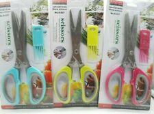 1 X 5 Blade Shredding Scissors Shears Shed Paper Document Kitchen Vegetable Herb