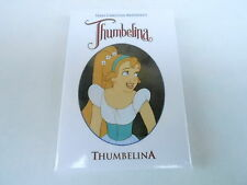 VINTAGE PROMO PINBACK BUTTON #89-132 - MOVIE - THUMBELINA