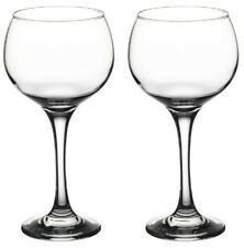 Gin and Tonic Glass 2 Pair Large Classic Balloon Cocktail Glasses 790ml