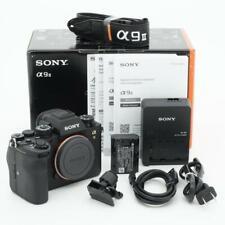 Sony A9 Mark II Mirrorless Digital Camera