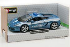 Lamborghini Gallardo LP 560-4 Polizia, Bburago 18-43025, scale 1:32, toy gift