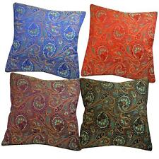 Pillow Cover*Chinese Rayon Brocade Throw Seat Pad Cushion Case Custom Size*BL18