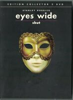 DVD Edition Collector 2 DVD Stanley Kubrick Eyes Wide Shut Occasion