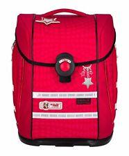 McNeill Ergo Primero Schoolbag Schulranzen Tasche Lucky 2 Rot