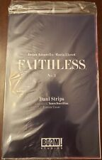 Faithless Number 3 Erotica Cover by Dani Strips Comic Still in Bag